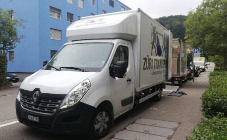 Zügel & Umzugsfirma Zürich